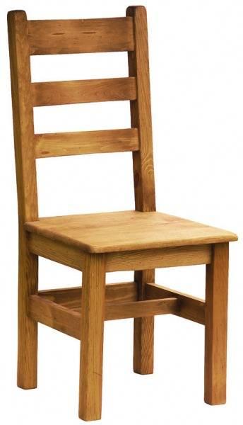 Как сделать деревянный стул со спинкой